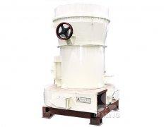 高压悬辊磨粉机