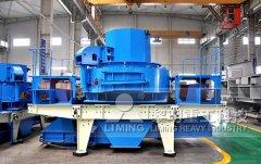 河南黎明重工沙子制砂机设备质量好产